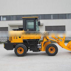 JINGONG New Product Farm equipment JGM618E Mini wheel loader