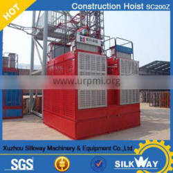 High Speed Construction Hoist SC200Z With Reliable Quality