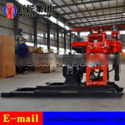 HZ-130YY Water well exploration drilling machine hydraulic core drilling rig