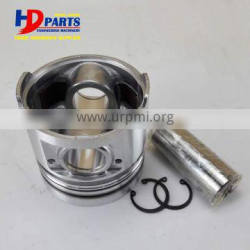 Diesel Engine S4S S6S Piston 55mm Machinery Repair Parts
