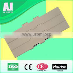 821series different size slat top chain