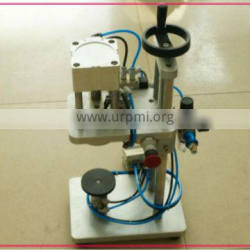 2014 newest semi-automatic perfume capping machine