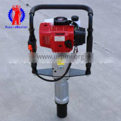 Gasoline engine soil drilling rig soil sampling drill machine quantity is with preferential