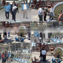 Full-Auto Yam Starch Processing Machinery In Africa
