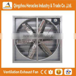Heracles hot galvanized steel industrial two way exhaust fan for chicken farming equipment and greenhouse