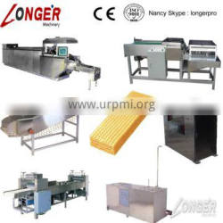 Stainless Steel Automatic Wafer Biscuit Making Machine