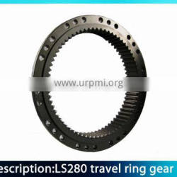 excavator gear box parts final drive ring gear sumitomo gear reducer of speed for LS280