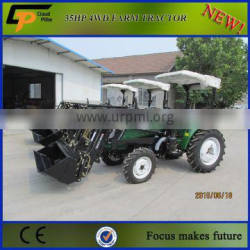 wheel type and farm tractor usage 40hp 4wd tractors