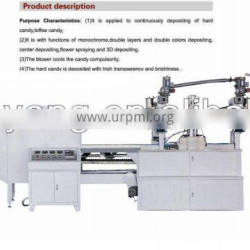 CY-288 Multi-Function Continuously Pouring Machine