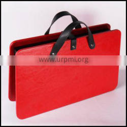 Creative fashion personality packaging bo hotel gift company commonly used quality leather gift bo manufacturers
