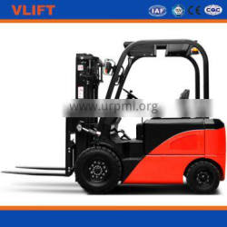 1.5 Ton Electric Forklift Trucks with Side Shift with Charger with Battery