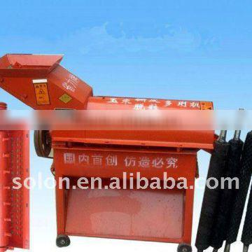 Electric Corn Sheller and Thresher