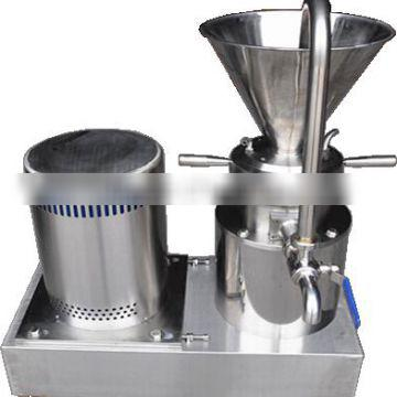 stainess steel vertical colloid mill, peanut butter making machine