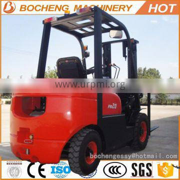 1.5 ton electric pallet truck with telescopic forklift for sale