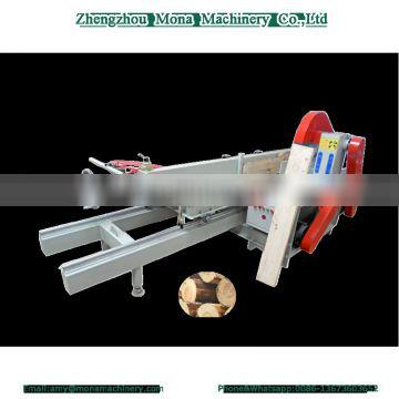 maintenance-free! wood log cutting machine industrial table saw