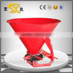 Hot sale tractor mounted fertilizer spreaders with CE