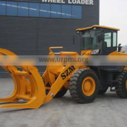Construction instrument for sale China TOP Brand wheel loader SZM 933L with hydro mechanical control