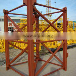 tower crane spare parts mast section in china