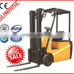 1.0tons/TKA10-30 /3-Wheel Electric Forklift Truck