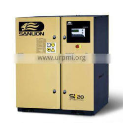 15kw Low Noise Portable Screw Air Compressor with CE Energy Saving