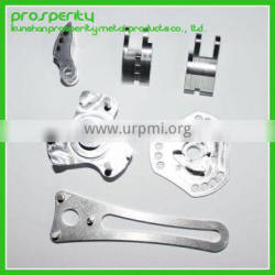 OEM CNC precision punching metal stamping small parts China precision parts Manufacture