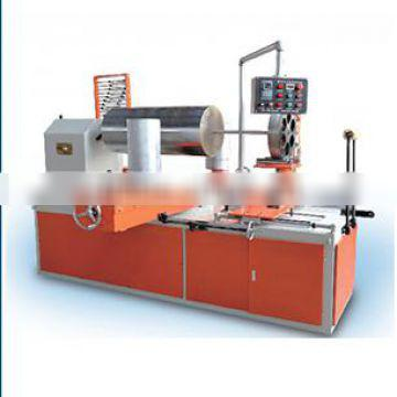 Two noses paper tube machine