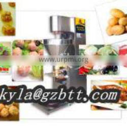 2014Hot sale meat balls forming machinery