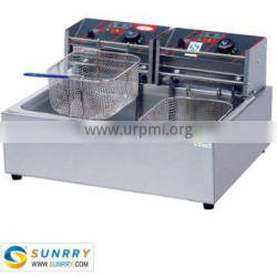 High Quality Electric Commercial Deep Fryers for Chips fryer machine