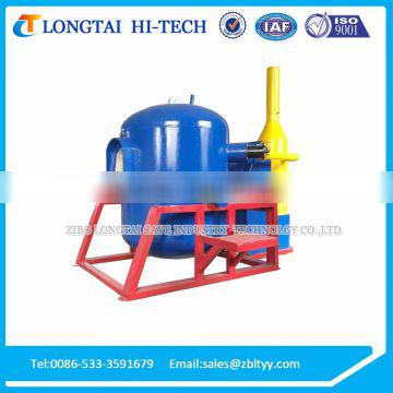 Small 40-1000kg/day Industrial Glass Making Machine For Sale