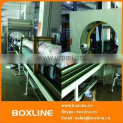 Large Building Material Shrink Wrapping Machine