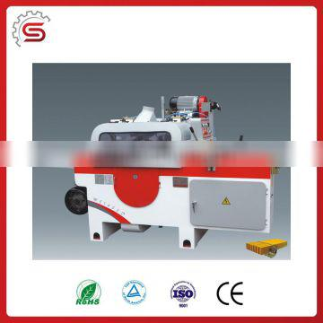 High quality wood saw machine MJ1435D Muli-blade Round Sawing Machine