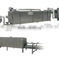 breakfast cereal food extruder line-Jinan chenyang company