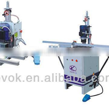 Factory supply China supplier wood bore hole drilling machine