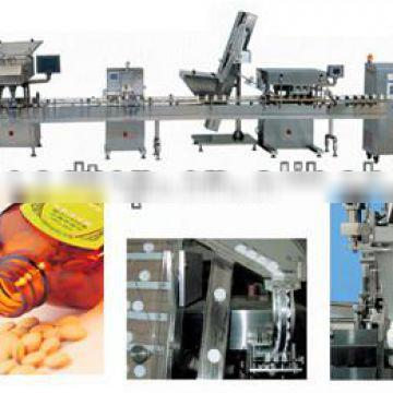 LTEC Sries Automatic Pill Counting Production Line