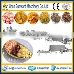 Top Selling Breakfast Cereal Flakes Making Manufacturer