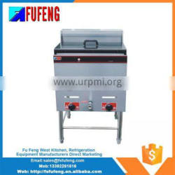 wholesale products china stainless steel commercial gas fryer