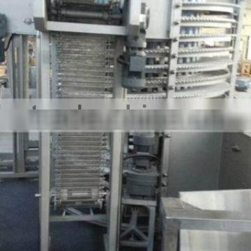 spiral freezers system china made low noise export to EU MALAYSIA IRAN TURKEY NIGERIA
