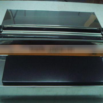 Stainless Steel Food Wrap Tray Wrapping Sealer 500 model