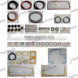 6D140 Complete Gasket Set With Head Gasket For Excavator Diesel Engine Spare Parts