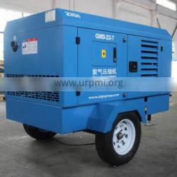 GMD TYPE PORTABLE DIESEL SCREW AIR COMPRESSOR