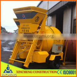 Qualified Concrete Mixer JZM350 cement mixer in Africa