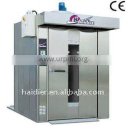 Making/Baking Croissant Gas Oven