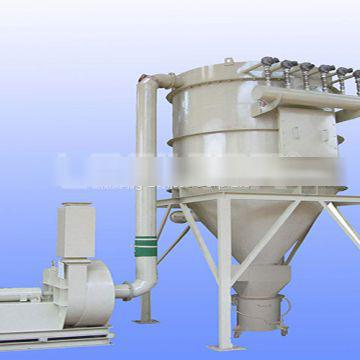 dust collector used in crusher of mining industry