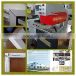 PVC & Plastic Window Single Head Welding Machine / Single spot welding door window machine