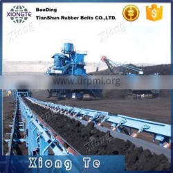 China used rubber conveyor belt price