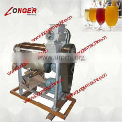 Spiral Fruit Juice Crusher and Extractor|Apple Juice Making Machine