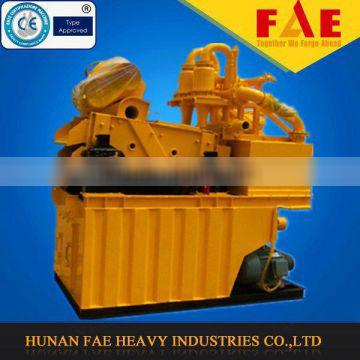 decanter centrifuge as well as iadc