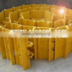 Shantui SD16 track shoe ass'y, single track roller, double track roller, Shantui bulldozer spare parts