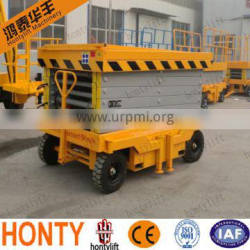 500kg Factory supplying High Quality used scissor lift table