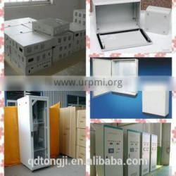 Manufactory Custom Made Different Size with powder coating iron box with lock